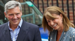 ウィリアム王子に激似! 英王室、息子ジョージ王子の最新写真を公開