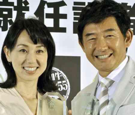 石田純一、妻・東尾理子から