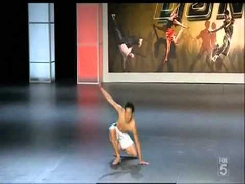 SYTYCD Alex Wong solos - YouTube