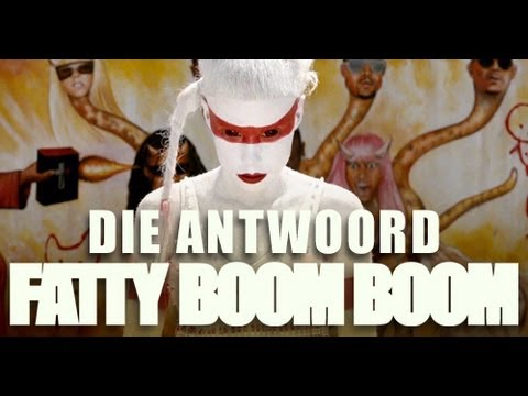 """Die Antwoord - """"Fatty Boom Boom"""" (Official Video) - YouTube"""