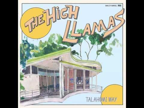 The High Llamas - Berry Adams - YouTube