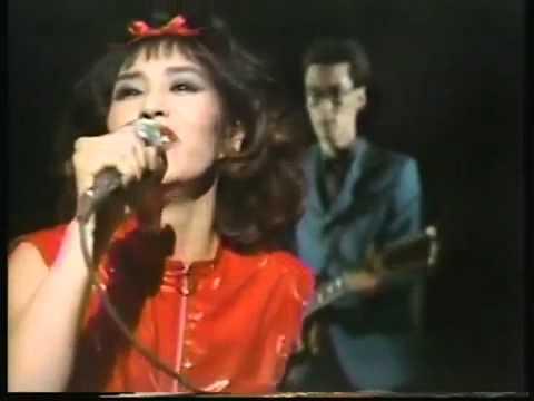 シーナ&ロケッツ You May Dream(1980) - YouTube