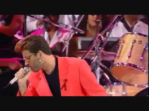 Queen & George Micheal Somebody To Love.mp4 - YouTube