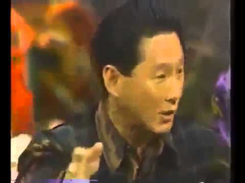 北野武&北野幹子による絶妙な夫婦漫才 - YouTube