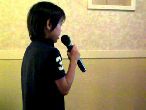 ☆JUJU『YOU』-Cover by 10 year old HIRO - YouTube