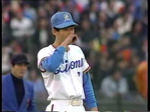 泣くな清原 男だろ!? - YouTube