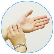 脈拍の測り方 - 国立看護大学校がん看護・セルフケア支援研究室