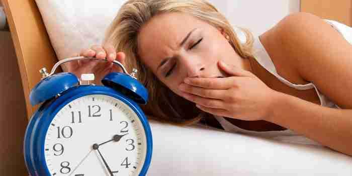 寝不足だとどうなりますか?