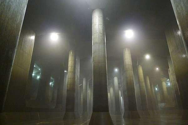 その規模はギネス級! 水害からまちを守り、地下神殿の異名を持つ「首都圏外郭放水路」(tenki.jpサプリ 2015年3月22日) - 日本気象協会 tenki.jp
