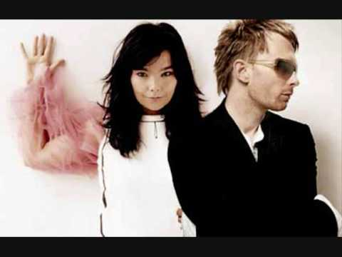 Thom Yorke With Bjork - I've Seen It All - YouTube