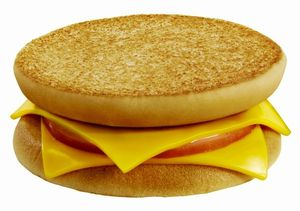 マクドナルドの新商品「マックトースト」の実物が酷い…
