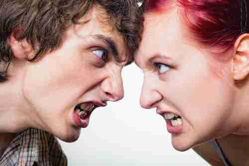 妊娠中に喧嘩は増えましたか?