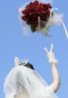 【結婚式】ブーケトスの代わり