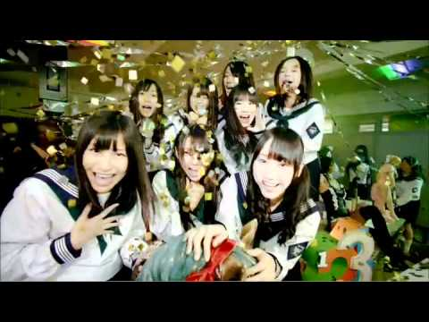 2010/11/17 on sale 4th.Single「1!2!3!4! ヨロシク!」Music Video - YouTube