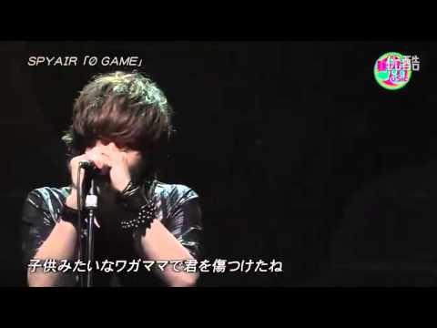 Spyair (Love) 0 Game - YouTube
