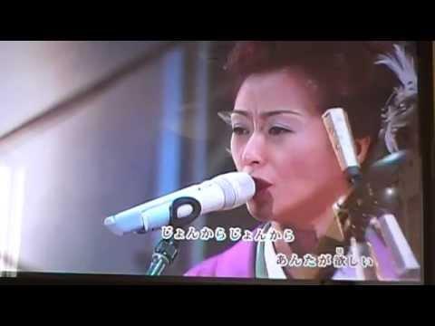 YouTube歌謡音楽祭   じょんがら女節  君津鉄男   長山洋子曲 - YouTube