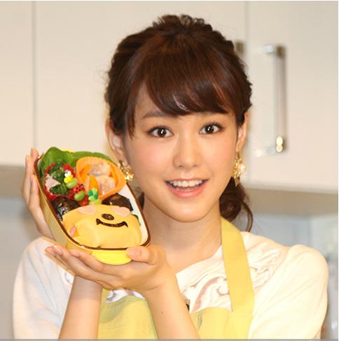 桐谷美玲、自作キャラ弁に自信満々「食べるのもったいない」