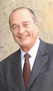 ジャック・シラク - Wikipedia