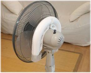 部屋の中を涼しくする方法