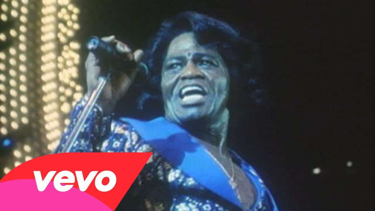 James Brown - Living in America - YouTube