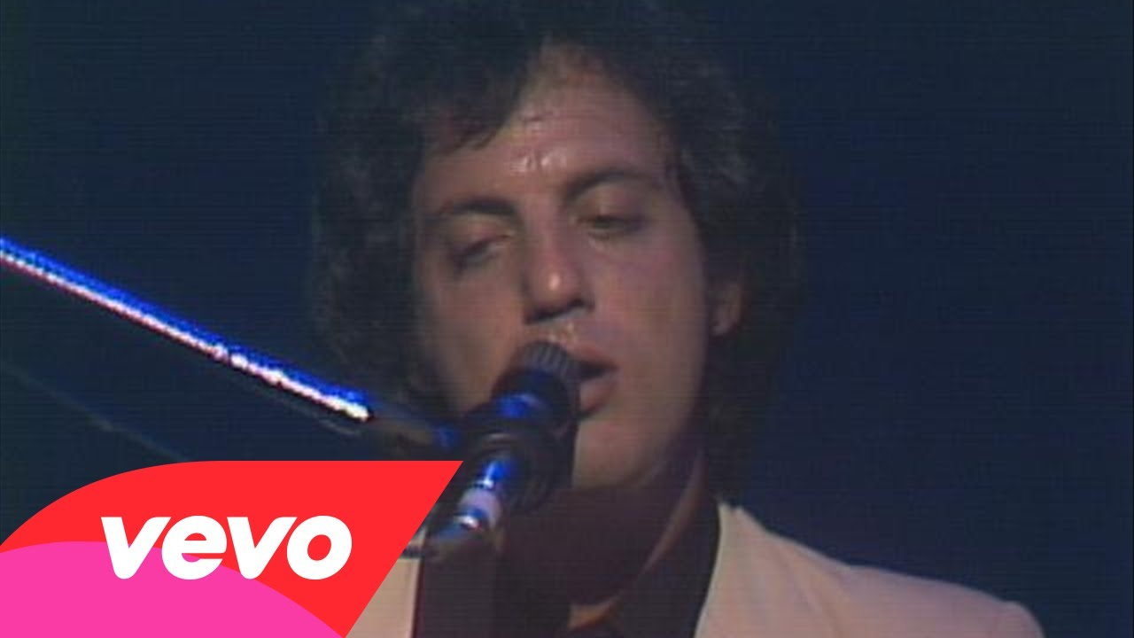 Billy Joel - Just The Way You Are - YouTube