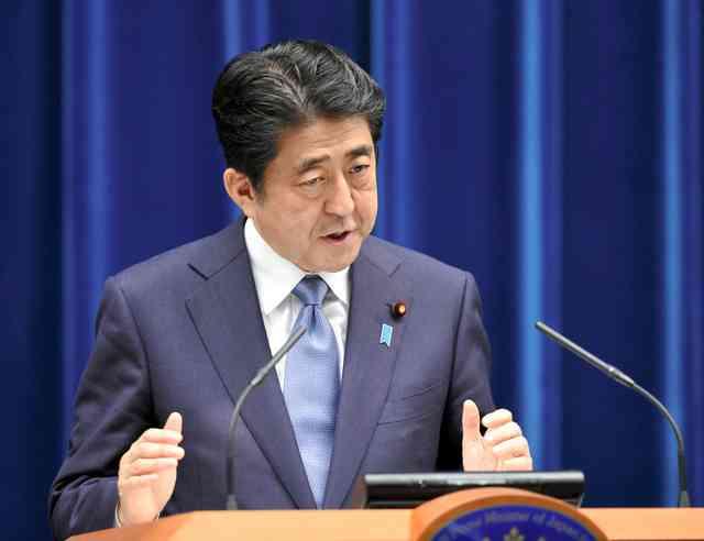 おわびの気持ち「今後も揺るぎない」 安倍談話発表:朝日新聞デジタル