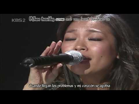 Lena Park - You Raise me Up [Live] - YouTube