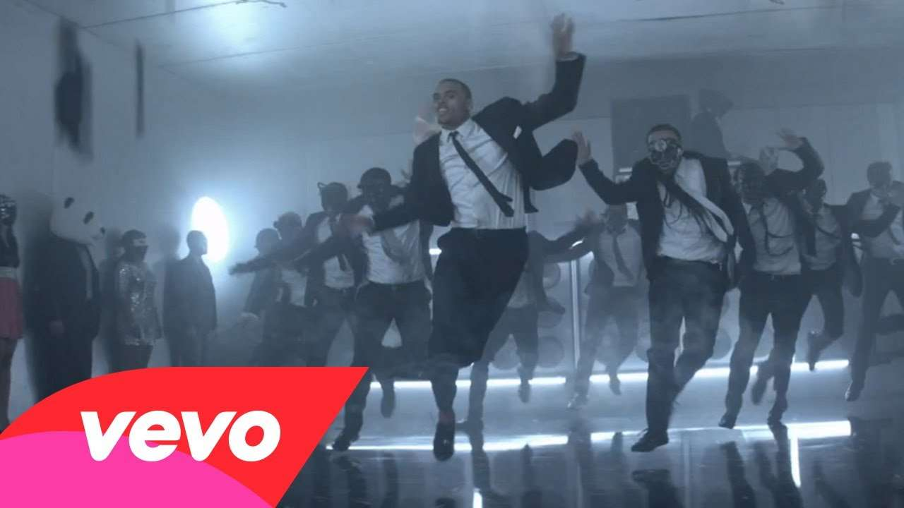 Chris Brown - Turn Up the Music - YouTube
