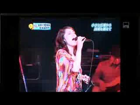 福原美穂「デビュー前15歳」2008.08.30 Zepp Sapporo - YouTube