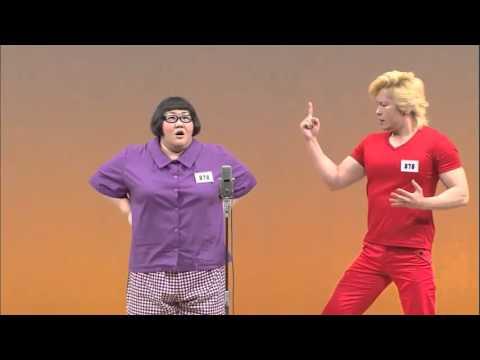 メイプル超合金 M 1グランプリ2015 準々決勝 - YouTube