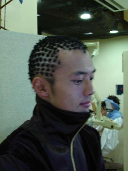 個性的な髪型のイケメンが集まるトピ