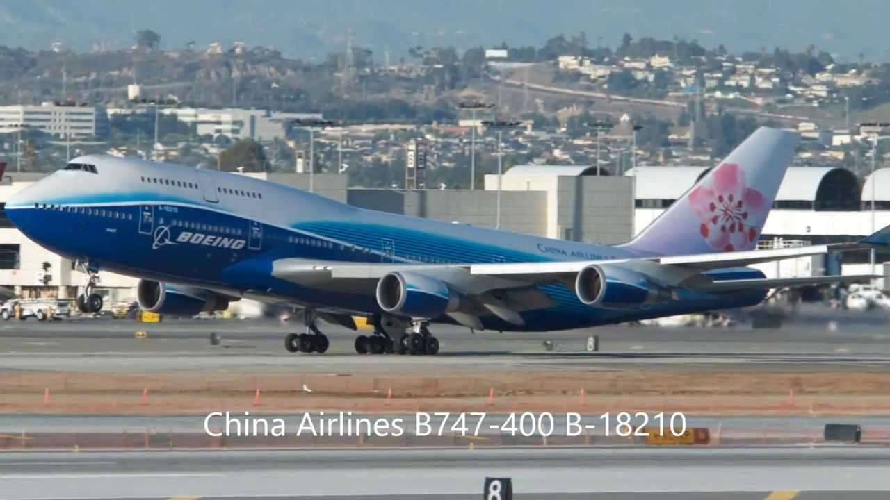 """""""Love Theme"""" featuring the Boeing  747 - YouTube"""