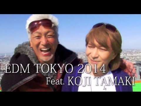 小室哲哉 「EDM TOKYO 2014 feat. 玉置浩二」【Music Video】 - YouTube