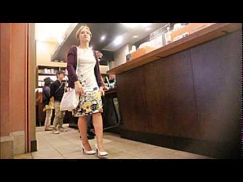 【週刊文春】世界的スクープ プーチンの娘は日本が大好き! - YouTube