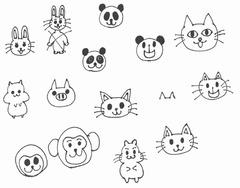 """橋本環奈の味わい深いイラスト、""""うさぎ""""や""""ねこ""""をぬいぐるみに"""