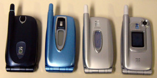 昔の携帯電話について語ろうよ