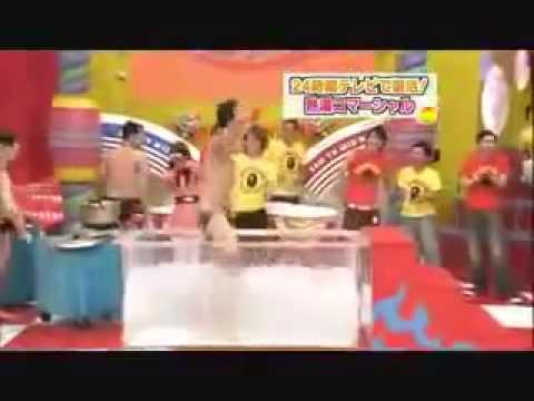 小島よしお 「熱湯風呂」 - YouTube