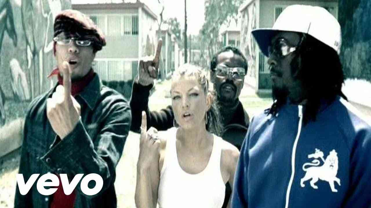 The Black Eyed Peas - Where Is The Love? - YouTube