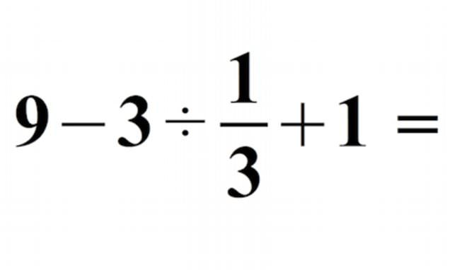 Simple maths question that has social media stumped over answer | Daily Mail Online