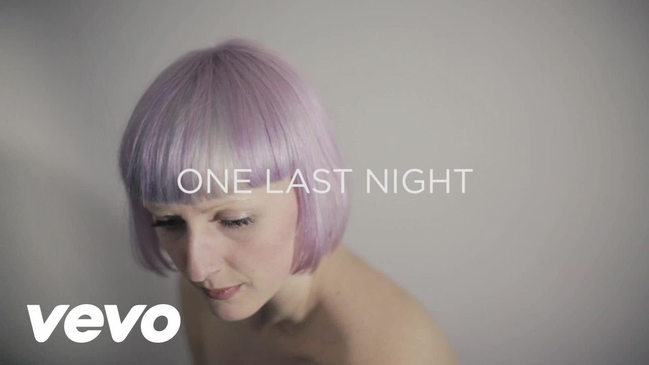 """Vaults - One Last Night (From The """"Fifty Shades Of Grey"""" Soundtrack) [Lyric Video] - YouTube"""