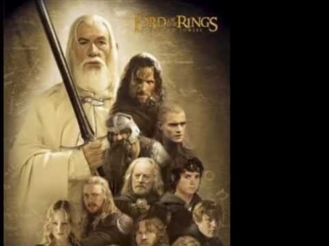 Lord of the Rings - In Dreams (Soundtrack) - YouTube