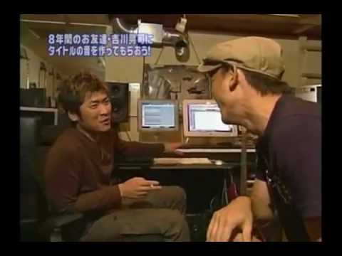 吉川晃司  「ワシはネオン街はあんま知らんよ・・・」 - YouTube