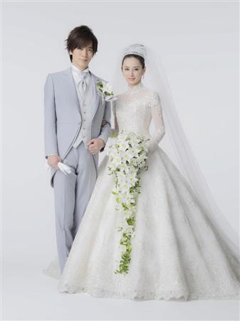 2度目のプロポーズに感涙!DAIGO&北川景子がラブラブ結婚披露宴♪