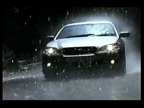 2003 subaru legacy cm japan - YouTube