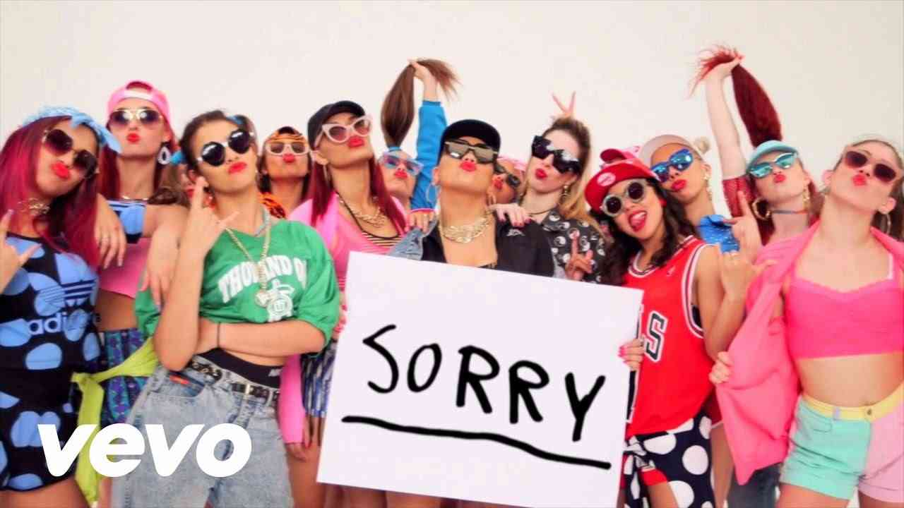 Justin Bieber - Sorry (PURPOSE : The Movement) - YouTube