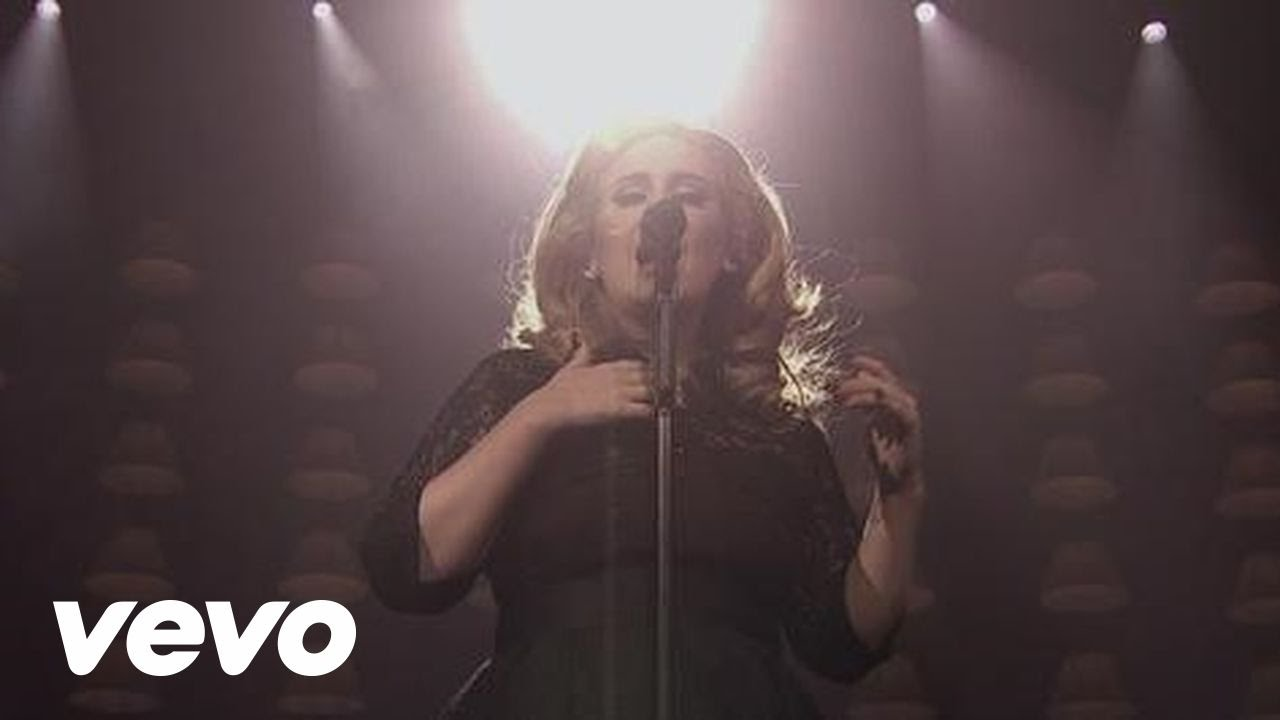 Adele - Set Fire To The Rain (Live at The Royal Albert Hall) - YouTube