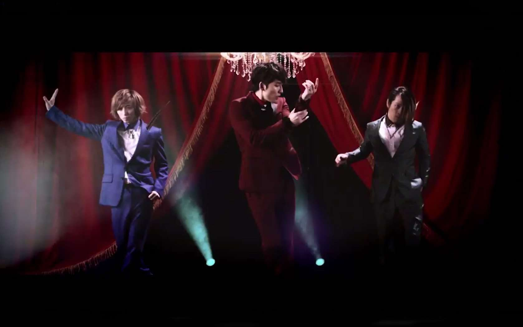 In Love With The Music / w-inds. - YouTube