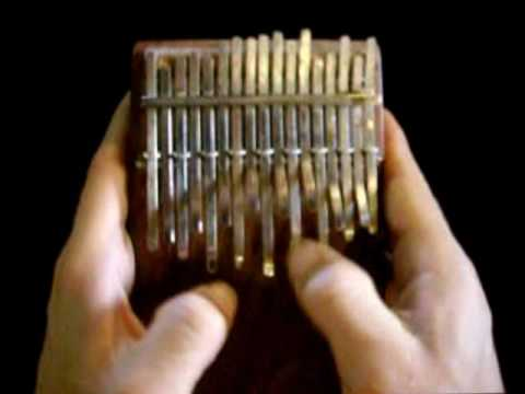 SaReGaMa - Kalimba solo for Lotus - YouTube