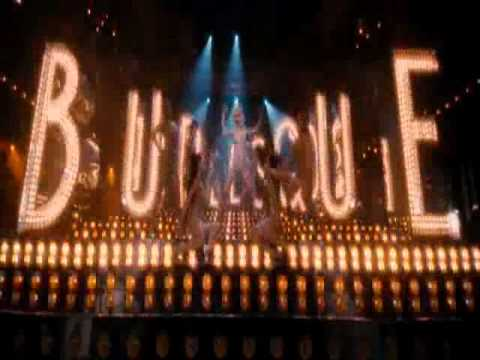 Christina Aguilera - Show me how you Burlesque -Video (from movie) - YouTube