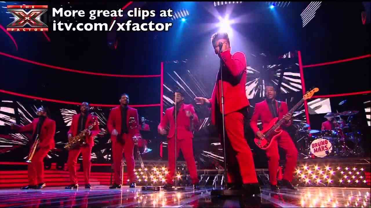 Runaway Baby with Bruno Mars - The X Factor 2011 Live Results Show 3 - itv.com/xfactor - YouTube